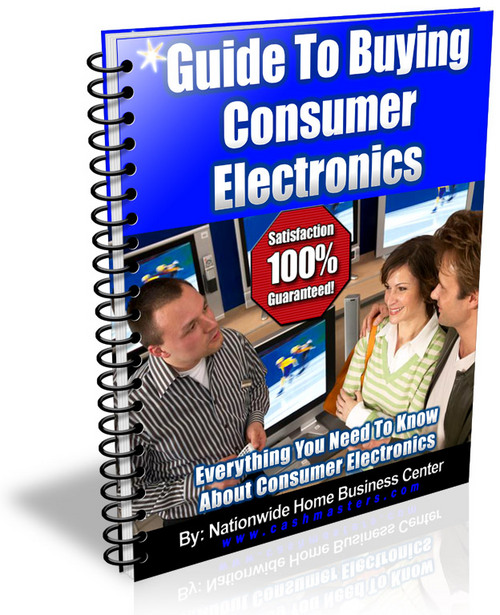 Consumer Buying: Guide To Buying Consumer Electronics