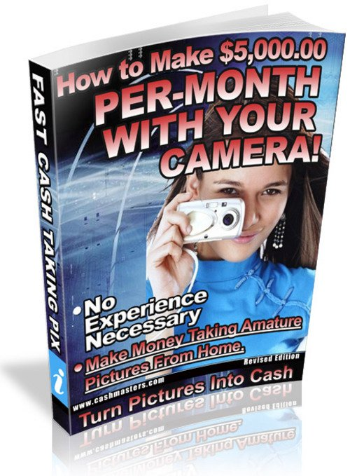 Pay for How To Make $5,000 Per Month With Your Camera