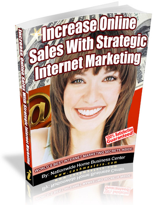 Pay for Increase Online Sales With Strategic Internet Marketing
