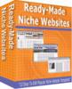 Thumbnail NICHE WEBSITE TEMPLATES MRR