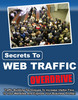 Thumbnail Secrets to Web Traffic Overdrive PLR