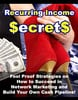 Thumbnail *new*Recurring Income $ecret$ plr