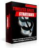 Thumbnail Timeless Sales Strategies PLR