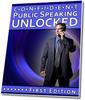 Thumbnail Confident Public Speaking Unlocked PLR