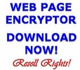 Thumbnail Anti web spider encryption tool