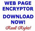 Thumbnail Anti web spider encryption tool