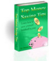 Thumbnail Top Money Saving Tips E-Book including Master Resale Rights.