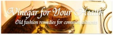 Thumbnail Vinegar for your health MRR
