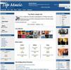 Thumbnail music portal php mrr