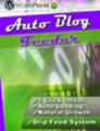 Thumbnail Auto Blog Feeder Software With Master Resell Rights