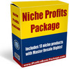 Thumbnail niche profits package