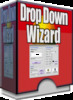 Thumbnail dropdown wizard Master resale rights