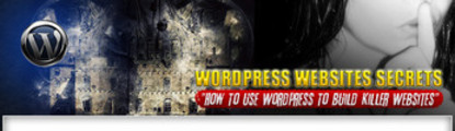 Thumbnail Wordpress Website Secrets MRR