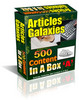 Thumbnail 500 Articles Package A (PLR)