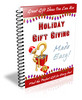 Thumbnail Holiday Gift Giving Made Easy (PLR)