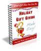Thumbnail Holiday Gift Giving Made Easy (PLR)