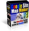 Thumbnail Google Site Map Maker (MRR)