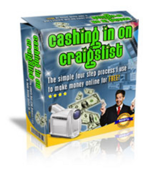 Pay for Cashing In On Craigslist Video Tutorial.rar