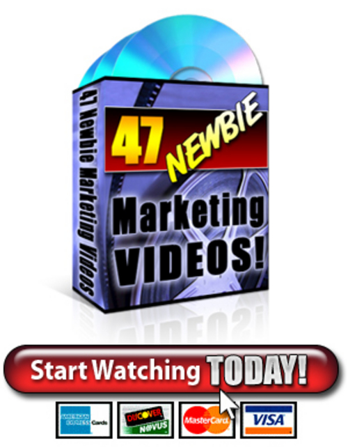 Pay for 47 newbie training videos .zip