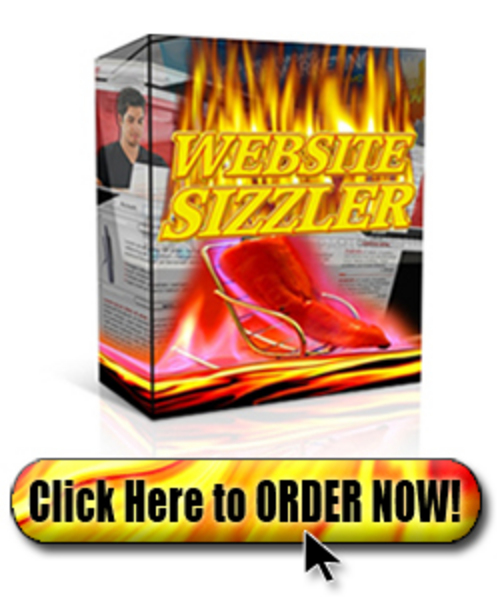 Pay for Website Sizzler  PLR .zip