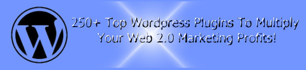 Pay for 250  Top Free Wordpress Plugins