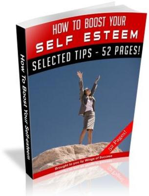 Pay for How To Boost Your Self Esteem MRR