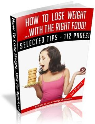 Pay for How To Lose Weight  With The Right Food
