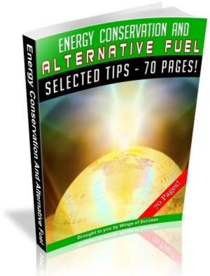 Pay for Energy Conservation And Alternative Fuel MRR