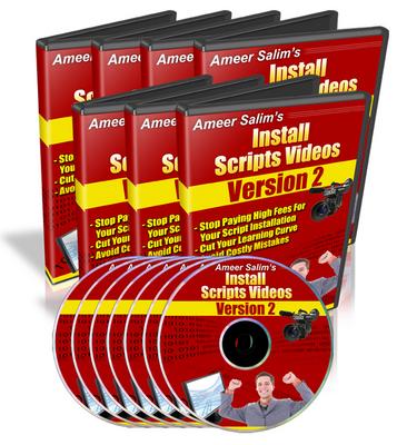install scripts videos mrr download video tutorials