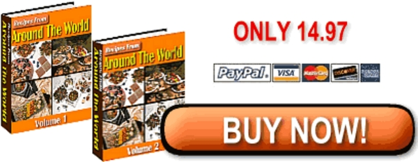 Pay for Recipes from around the world vol1 &2  mrr