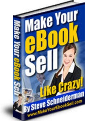 Pay for make ebook sell