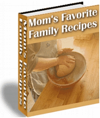 Pay for Mom´s Favorite Recipes