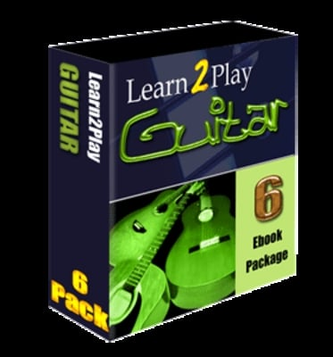 Pay for learn 2 play guitar MRR