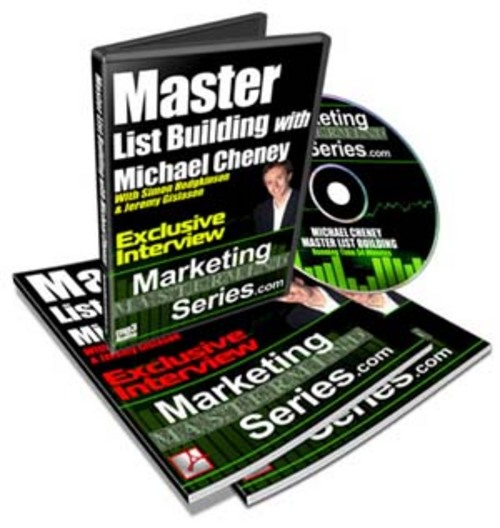 Pay for Master list building with Michael Cheney .zip