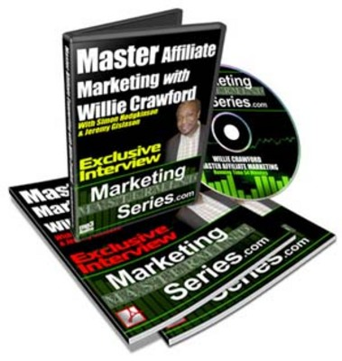 Pay for Master Affiliate Marketing With Willie Crawford