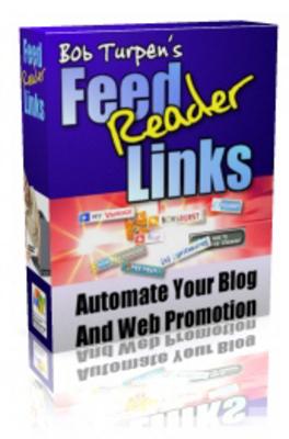 Pay for FeedReader Links Software MRR