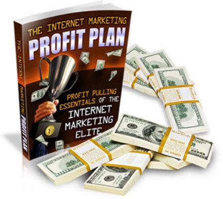 Pay for Internet Marketing Profit Plan
