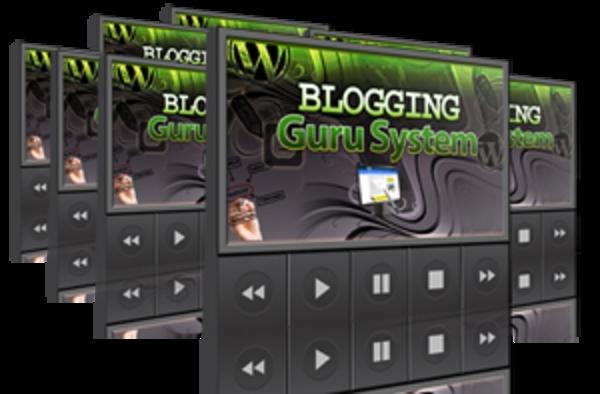 Pay for blogging guru system