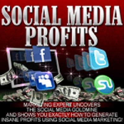 Pay for social media profits
