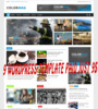 Thumbnail 9 wordpress template paid just 9$