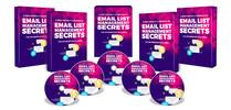Thumbnail Email List Management Secrets