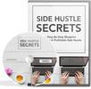 Thumbnail Side Hustle Secrets Video Upgrade