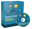 Thumbnail Simple Social Media Content
