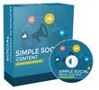 Thumbnail Simple Social Media Content