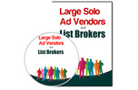 Thumbnail Large Solo Ad Vendors And List Brokers