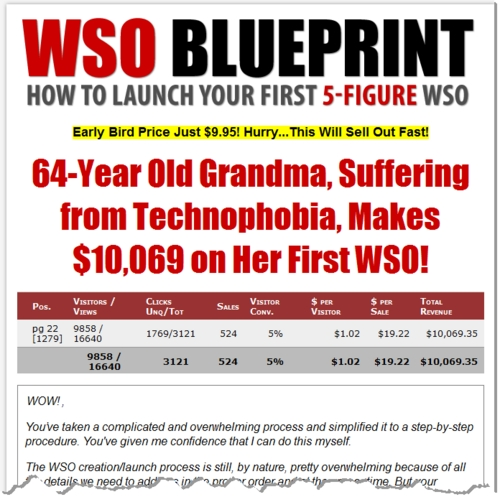 Pay for How To Launch Your First Five Figure Warrior Special Offer