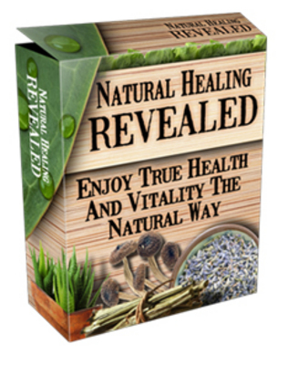 Pay for Natural Healing Revealed + Awesome Bonuses