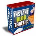 Thumbnail *NEW!* Blogging Instant Blog Traffic