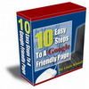 Thumbnail *NEW!* 10 Easy Steps To A Google Friendly Page