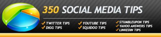 Thumbnail *HOT!* 350 Social Media Tips